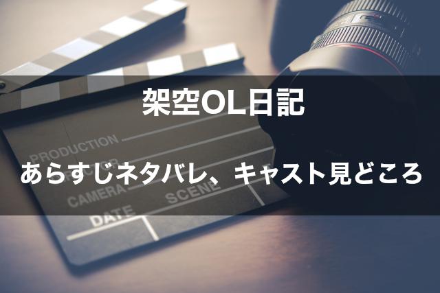 映画「架空OL日記」 あらすじネタバレ