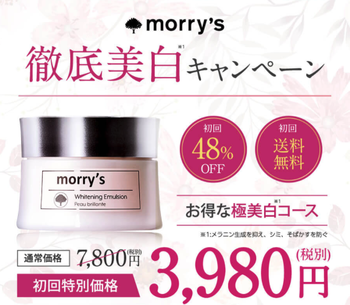 morry's 最安値